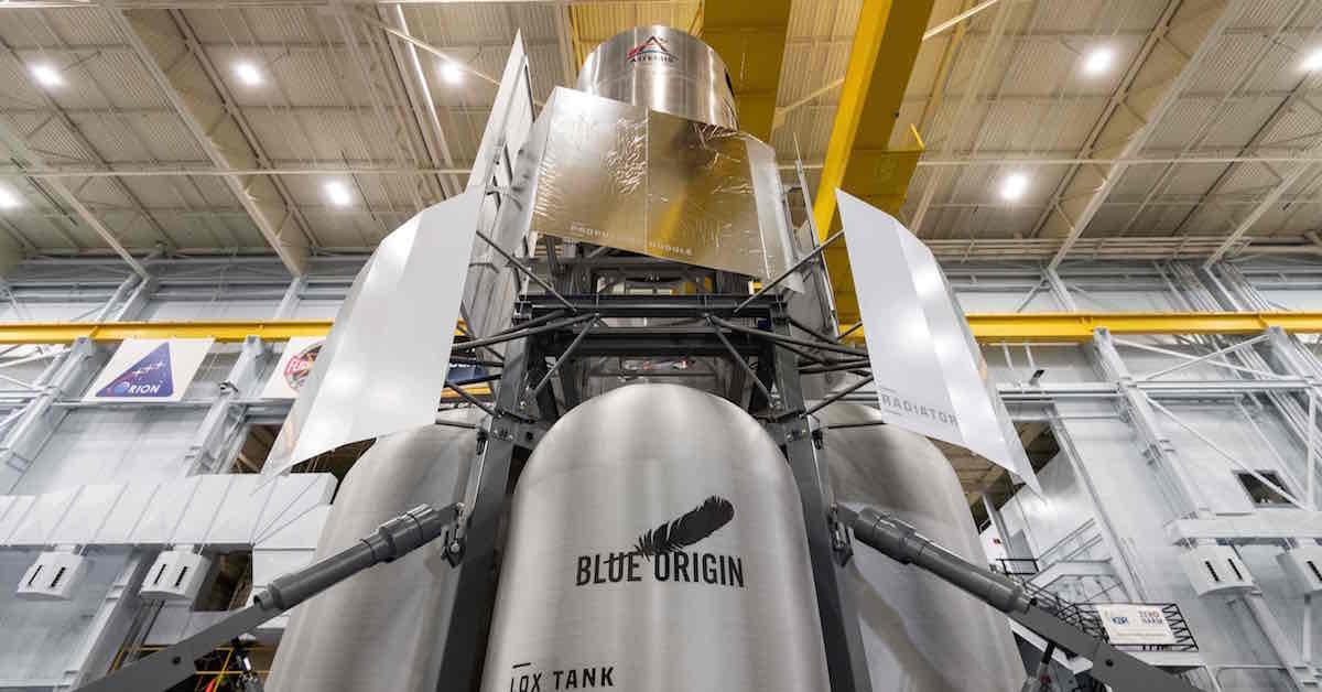 Blue Origin Flight