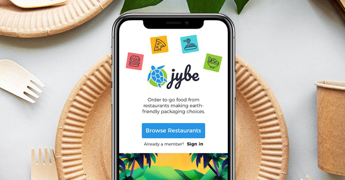 JYBE Restaurant App