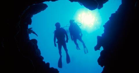 大海是未探索的