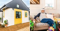 3D-printed tiny home