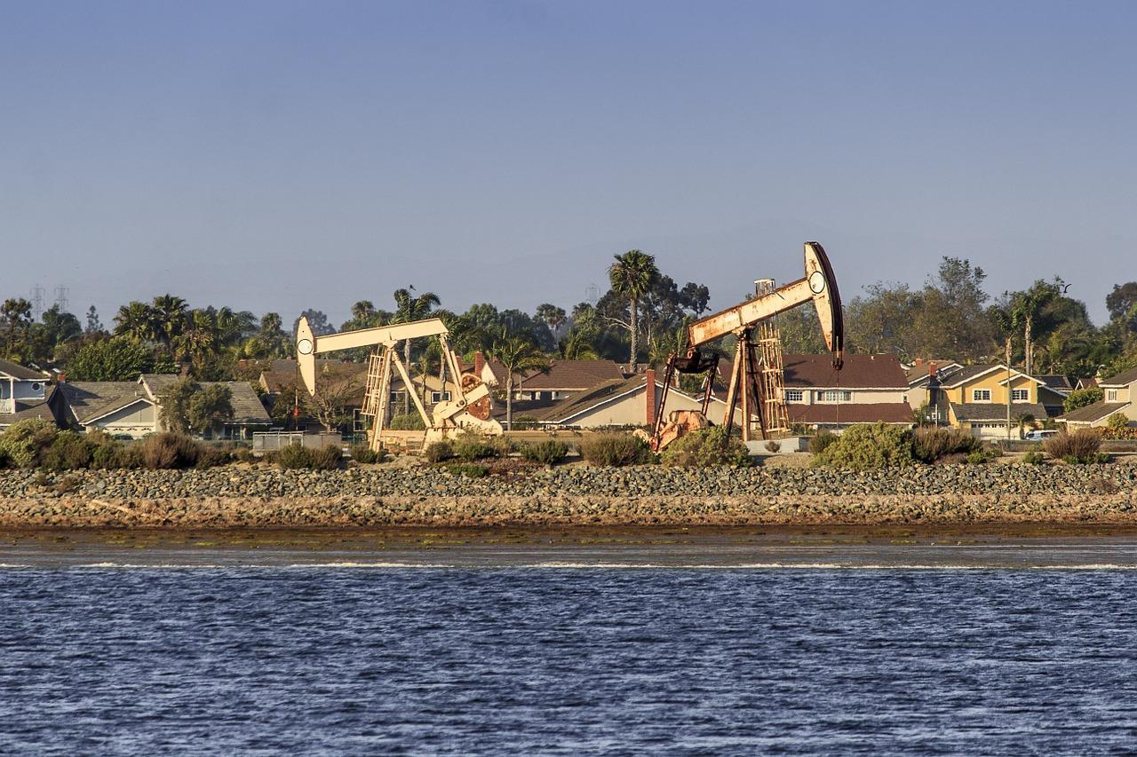 oil _