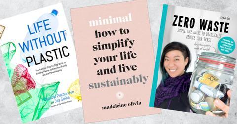 zero waste living books