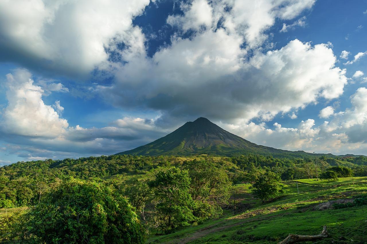 volcano _