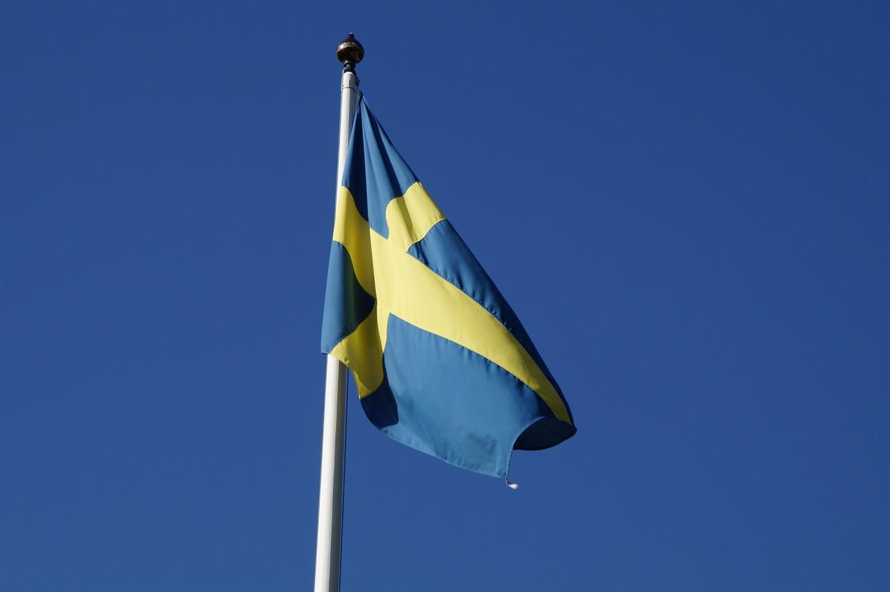 sweden _