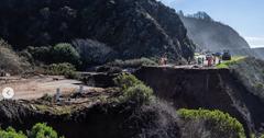 Big Sur Highway 1 Collapse