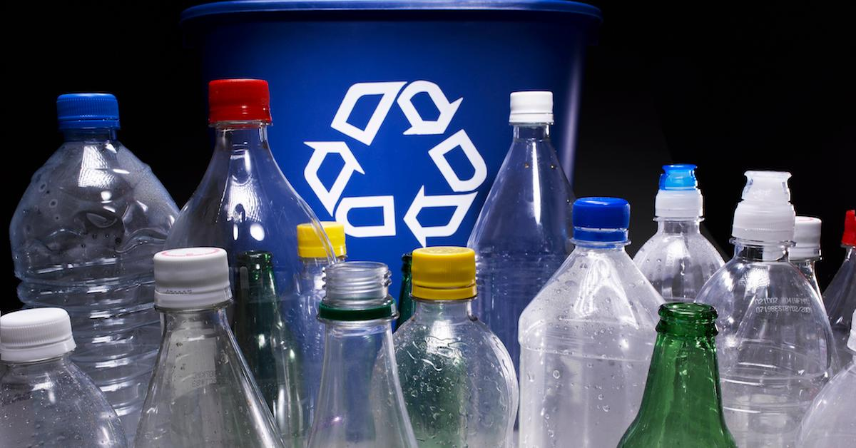 Who started recycling?