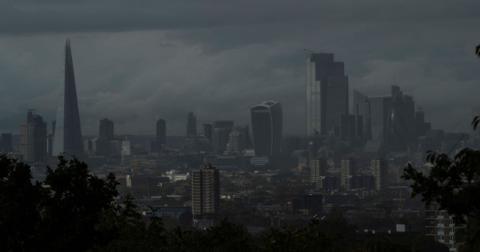The U.K. Floods From Storm Christoph