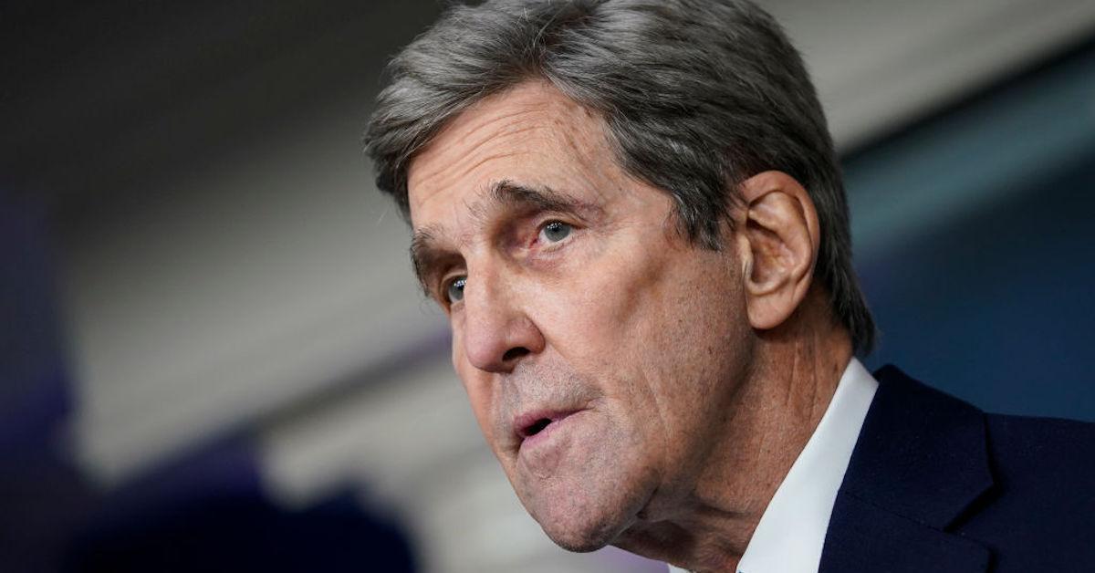John Kerry Climate History