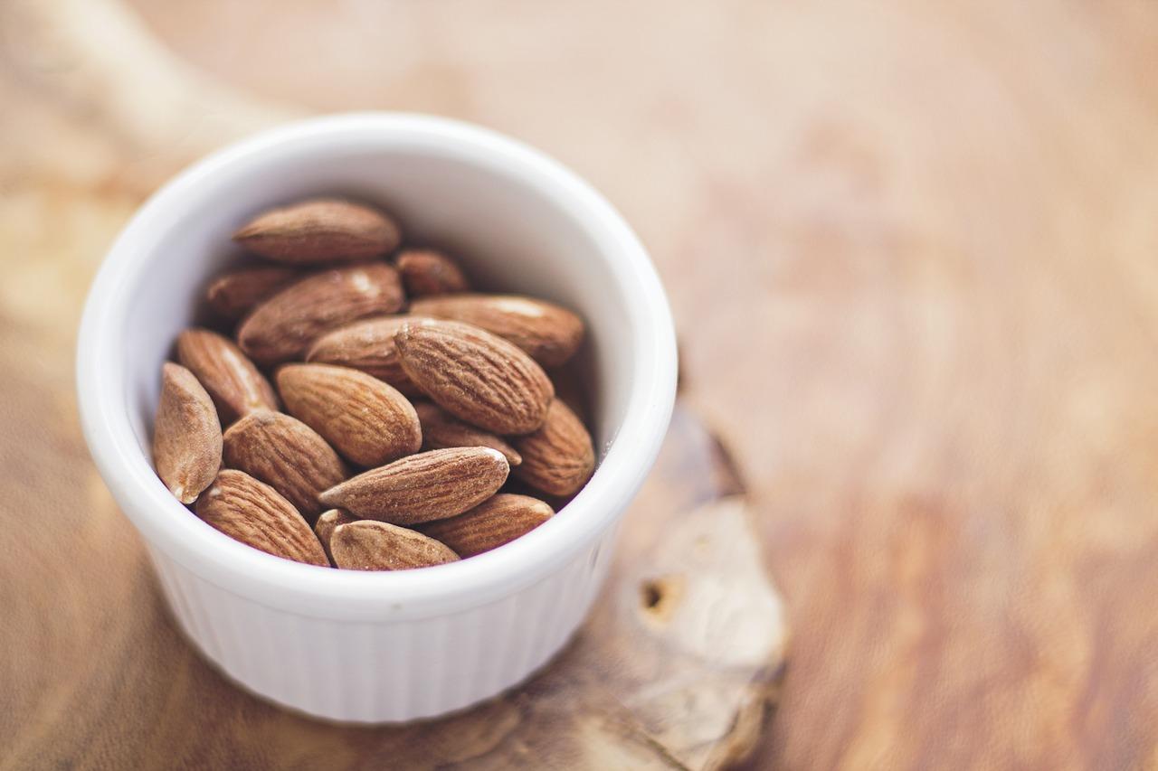 almonds _