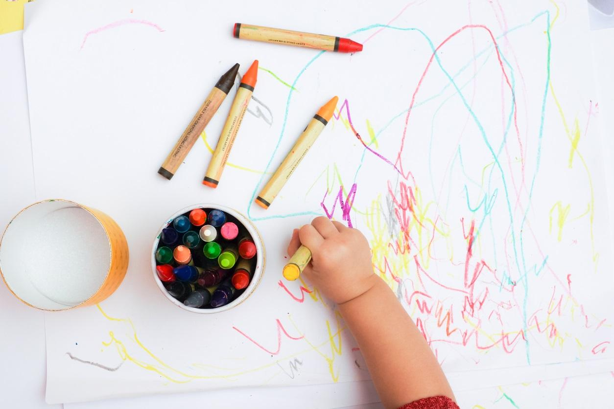 Art supplies that are non-toxic are a must have for parents everywhere