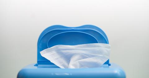 how to turn baby wipes into sanitizing wipes