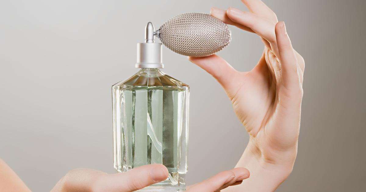 What are the environmental impacts of scented products?