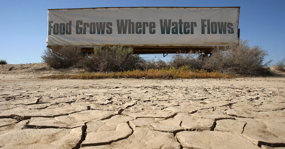 Are droughts caused by climate change?