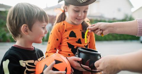 halloween candy zero waste