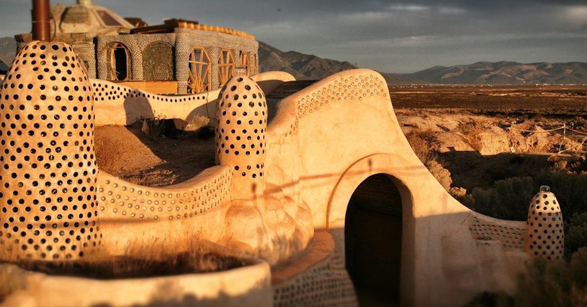 What is an Earthship?
