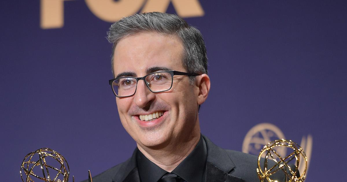 Is John Oliver vegan?