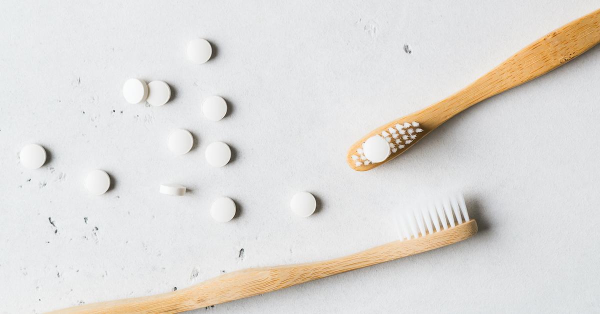 最佳环境牙膏