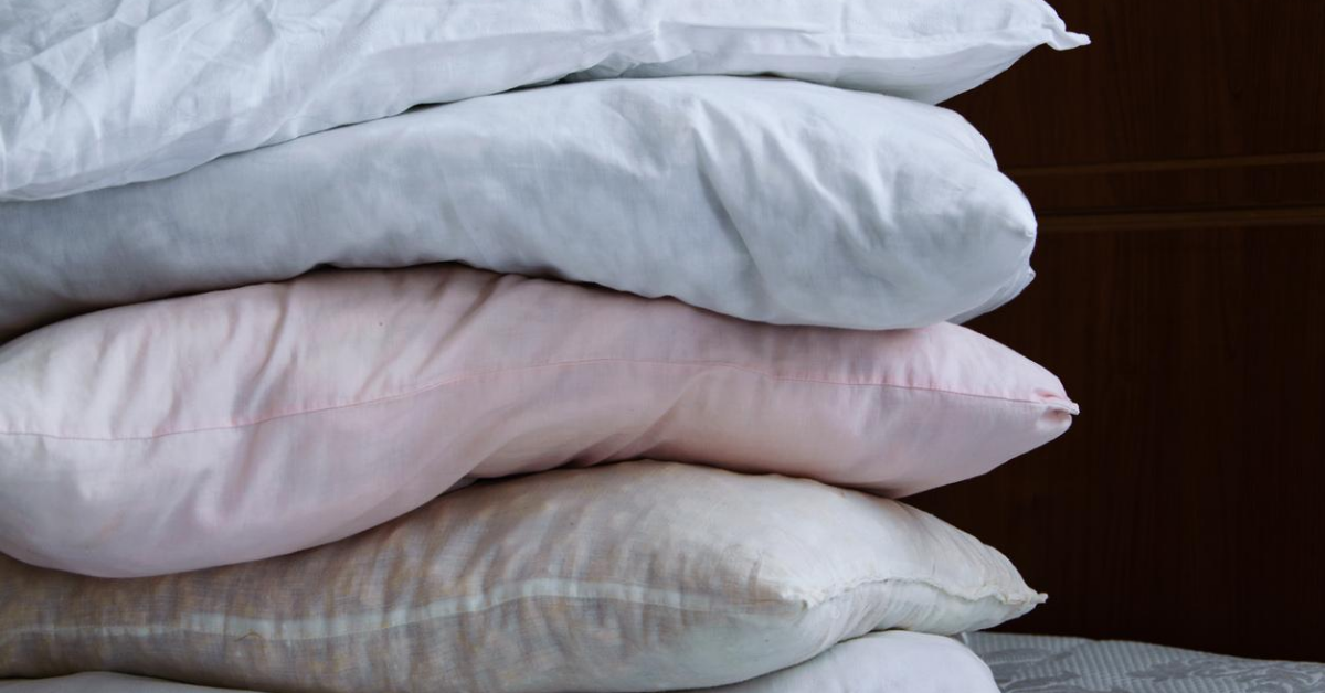 Wondering What to Do With Old Pillows?