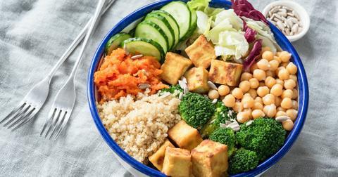 vegan foods protein