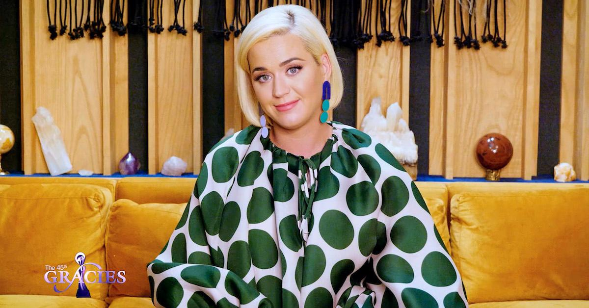 Is Katy Perry vegan?
