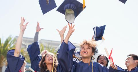What to do with a cap and gown after graduation