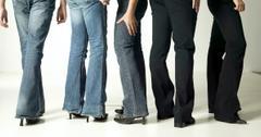可持续的牛仔裤