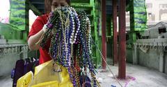 mardi gras beads biodegradable