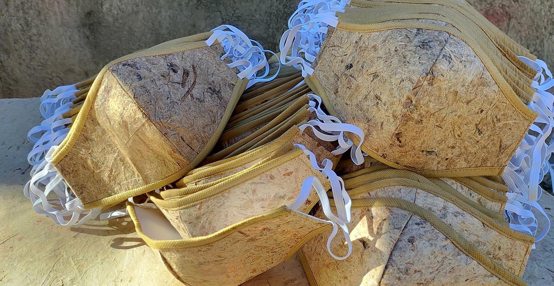 abaca fiber masks philippines