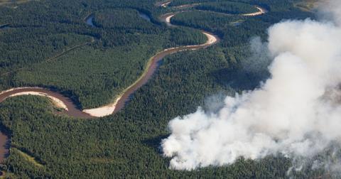 siberia wildfires