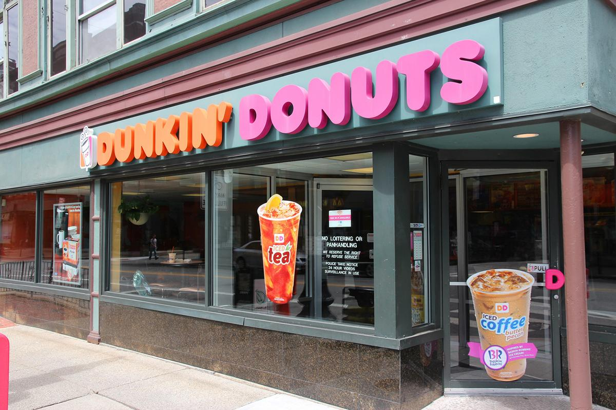 How To Order Vegan At Dunkin Donuts