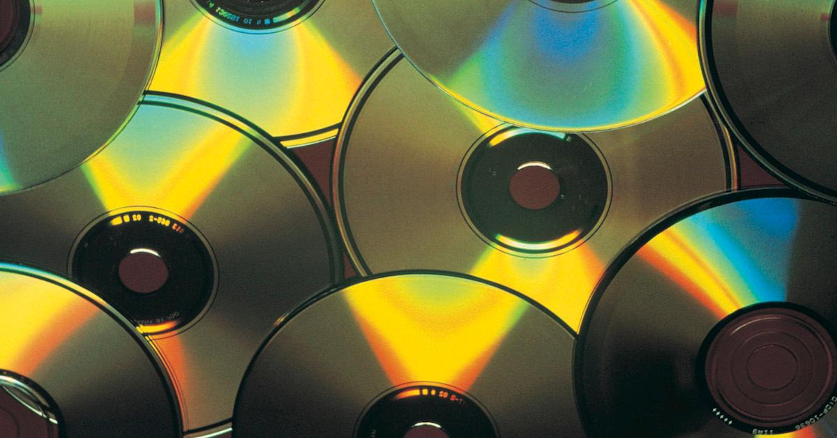 How to recycle or dispose of DVDs
