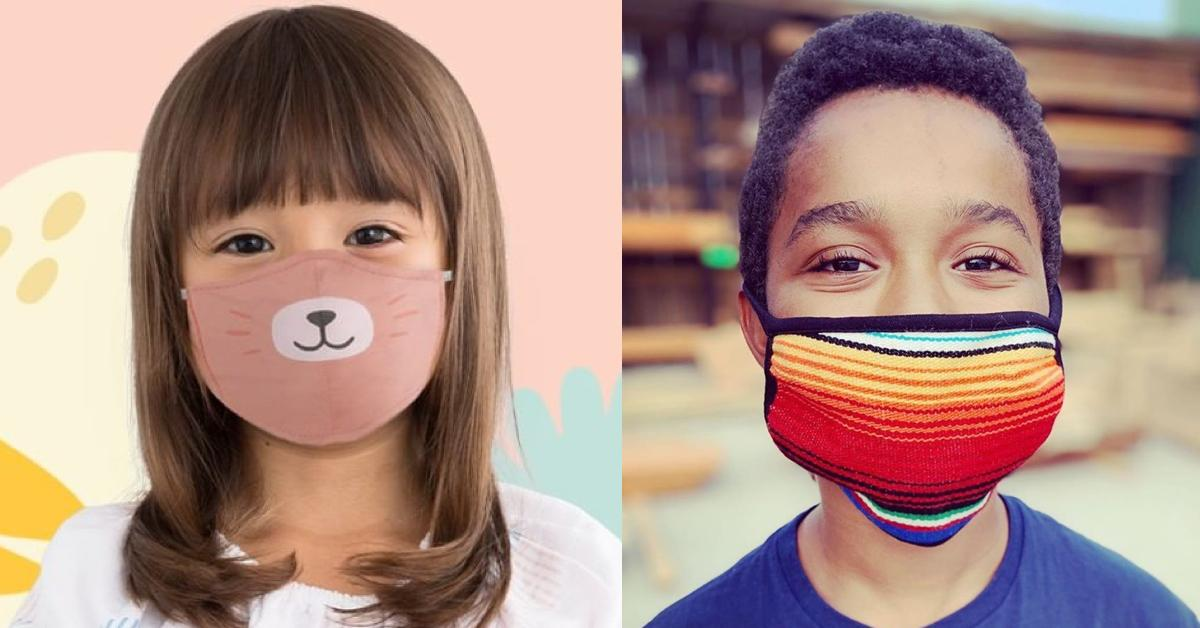 cloth mask for kids