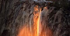 Yosemite 2021 Firefall