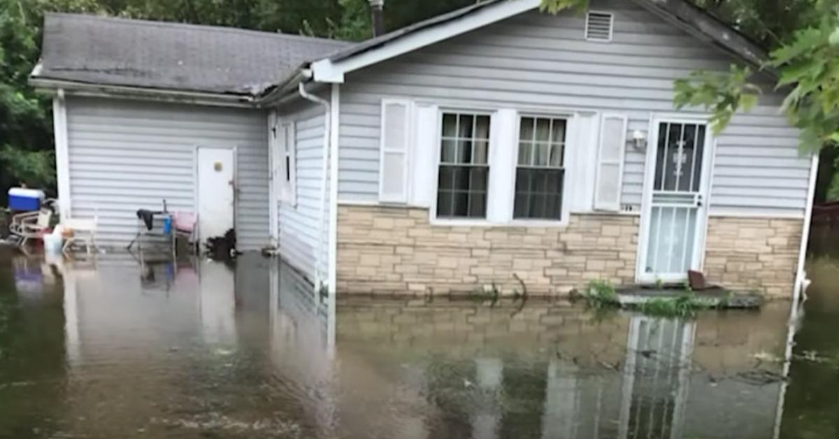 Centreville Floods
