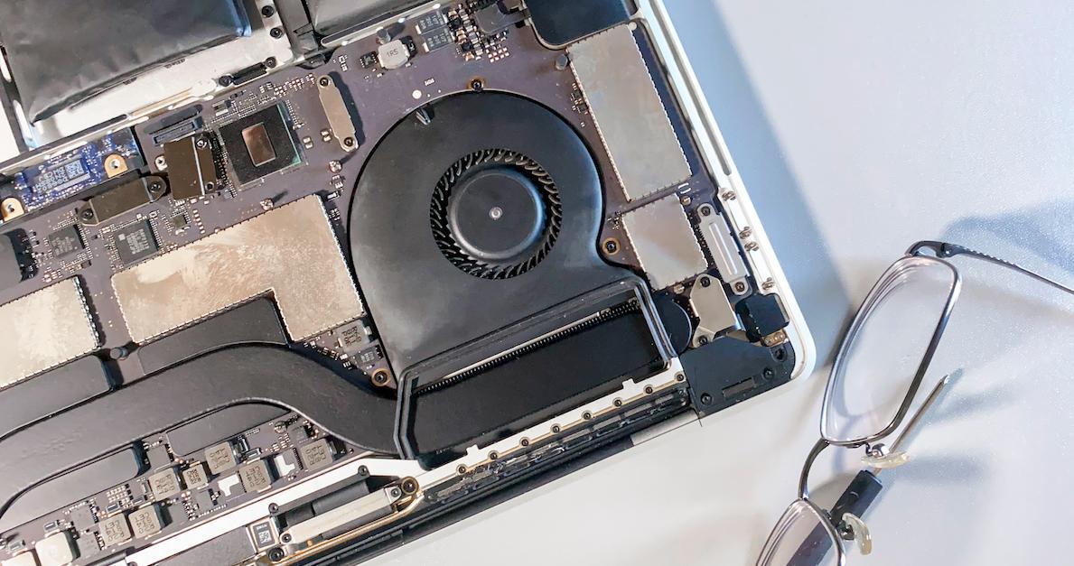 如何在回收前擦拭电脑