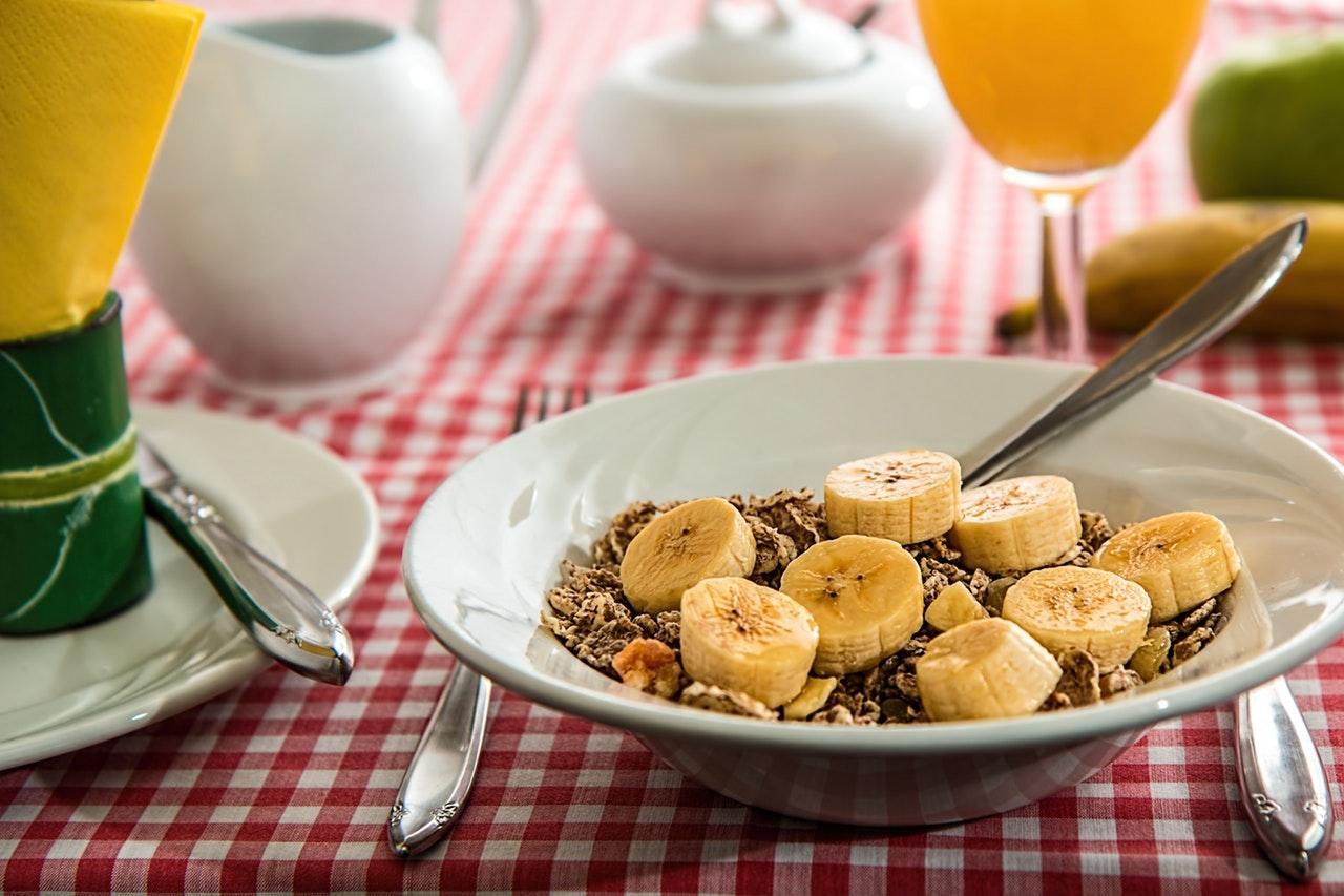 cereal breakfast meal food
