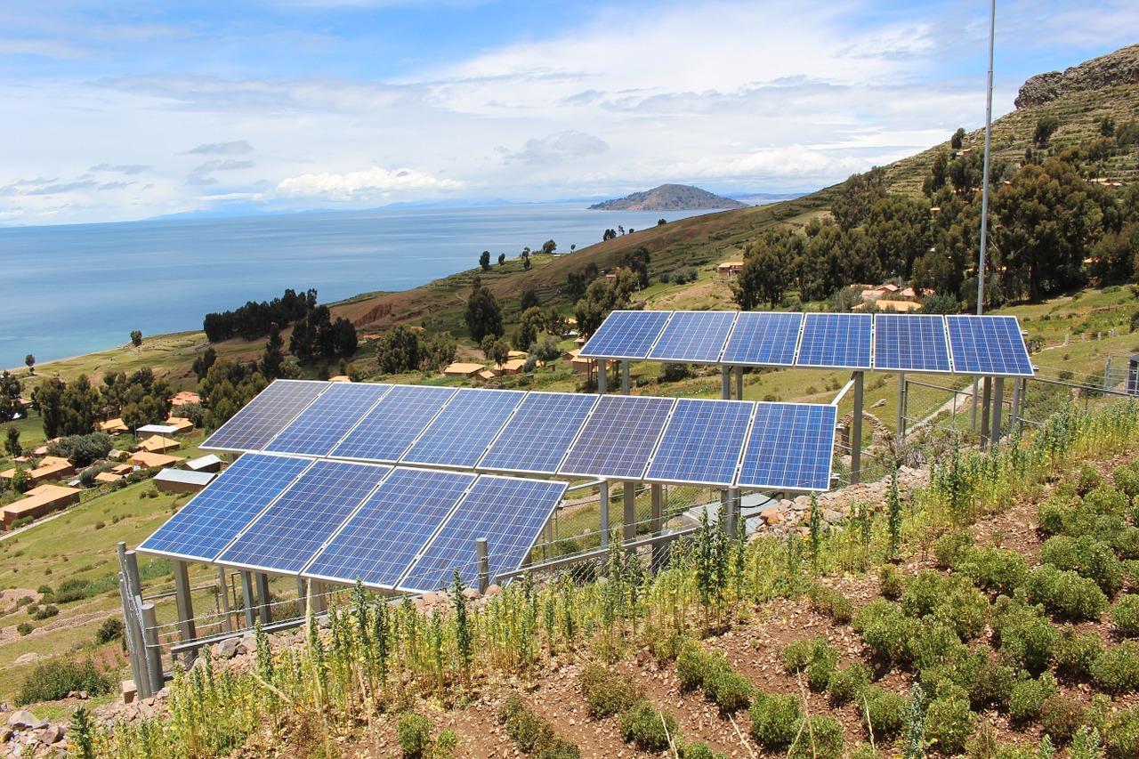 solar panel _