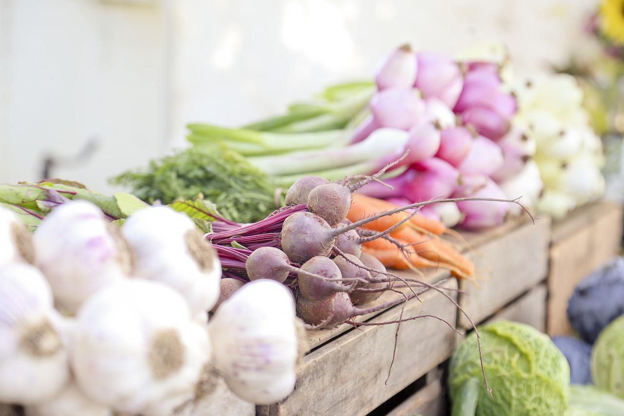 vegetables _