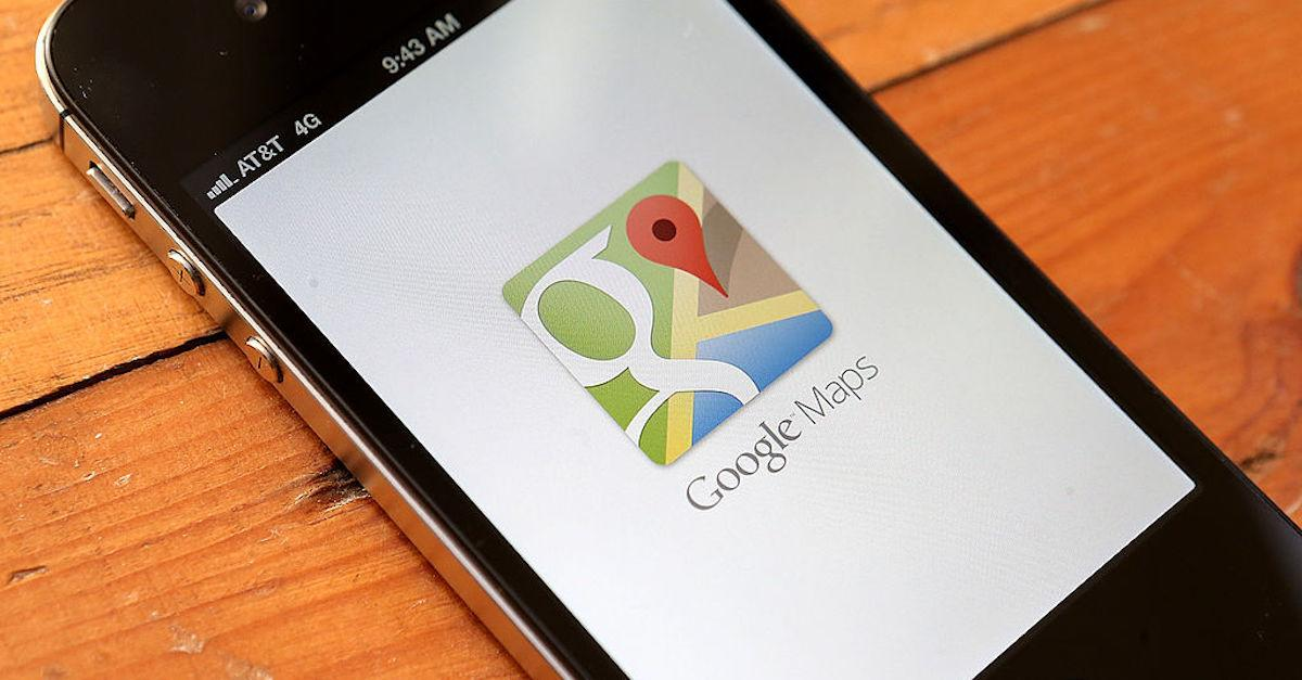 Google Maps Eco-Friendly Options