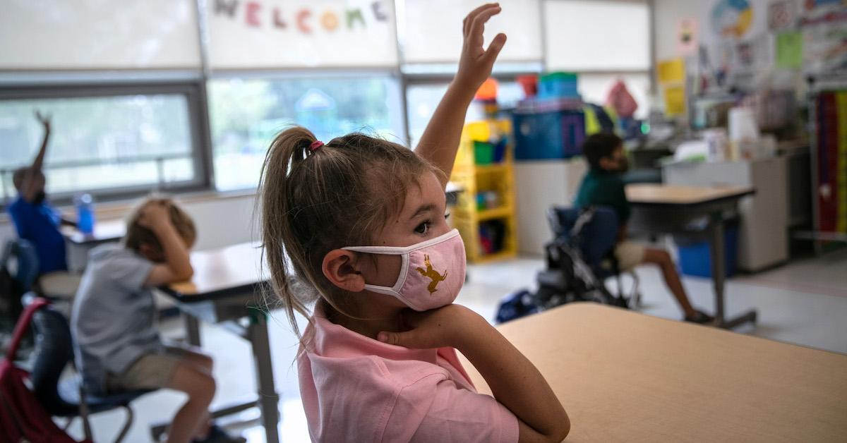 """""""Forever Chemicals"""" Detected in Kindergarten Classrooms and Other Indoor Air"""