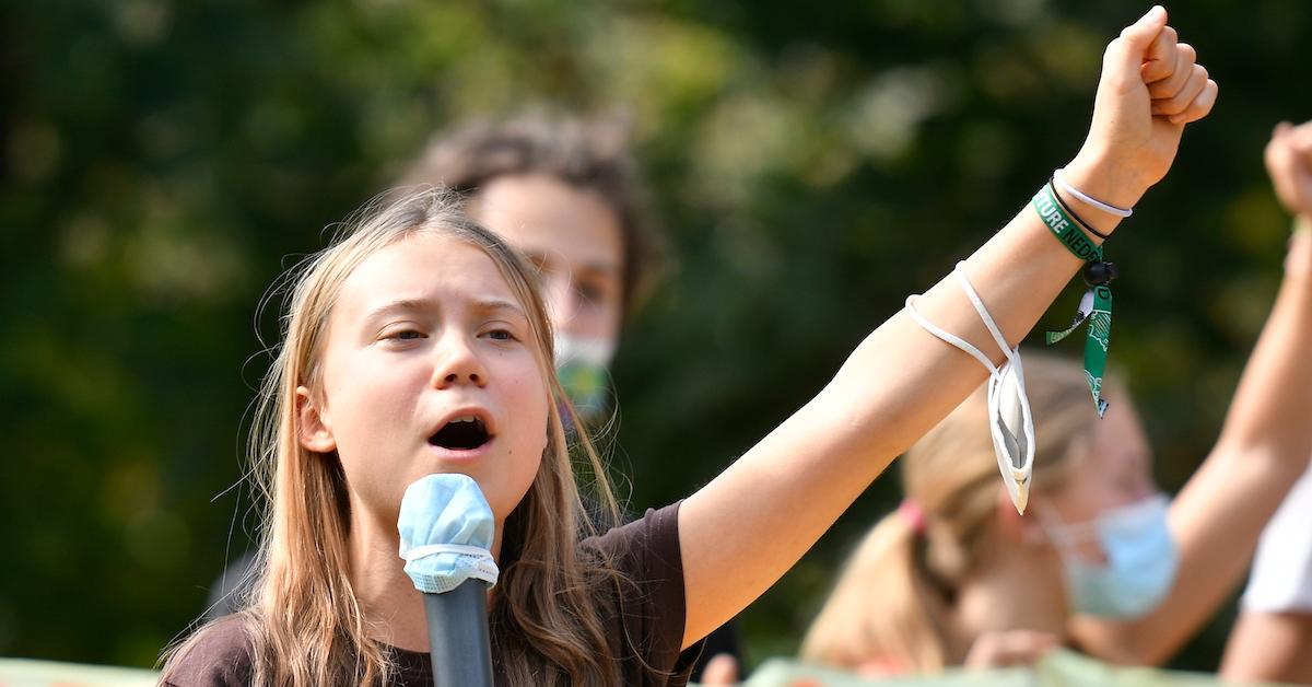 Greta Thunberg Nobel Peace Prize 2021