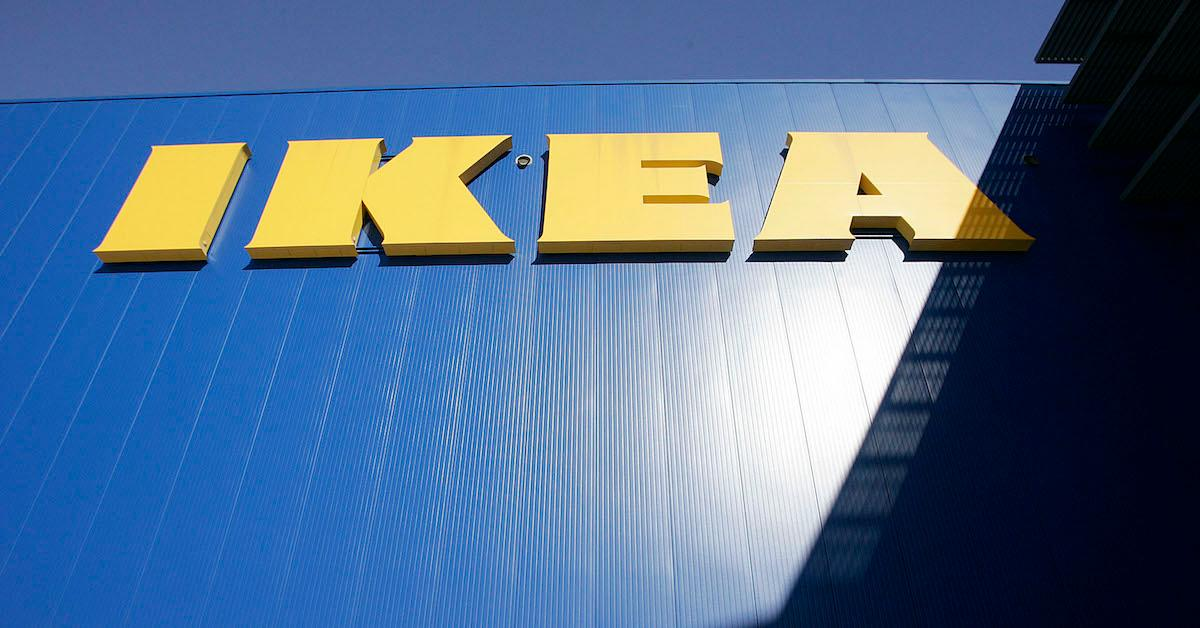 IKEA's Furniture Buy Back & Resell