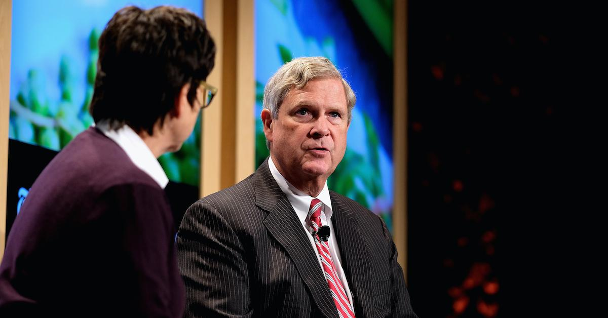 tom vilsack monsanto