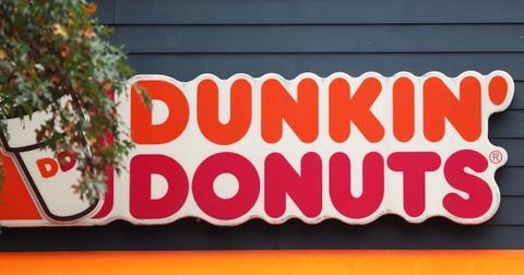 Vegan Dunkin' Doughnuts