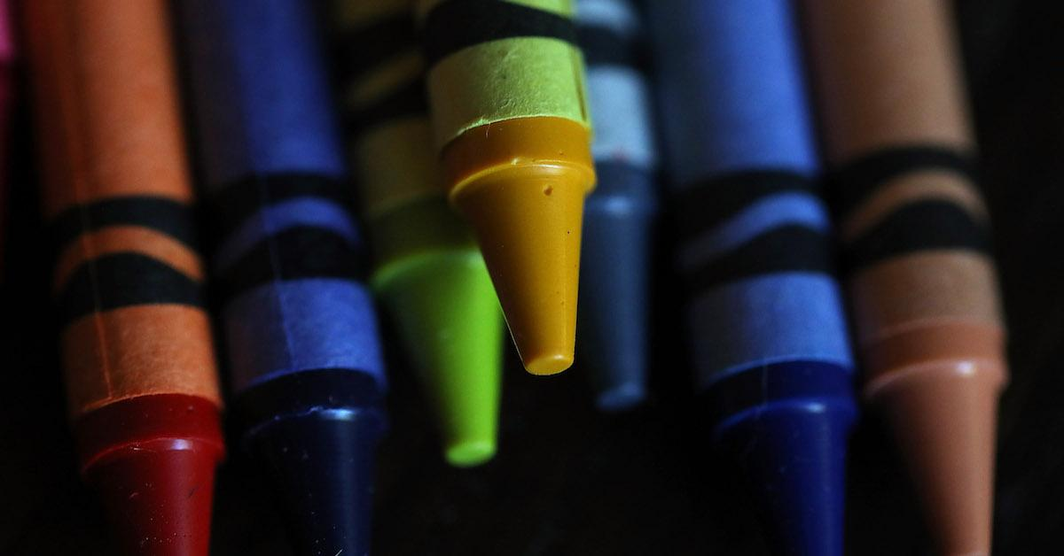 Are Crayola markers and crayons vegan?