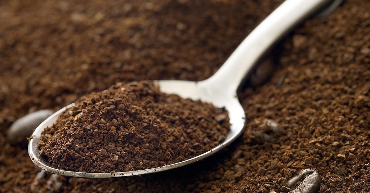 Coffee ground home garden benefits