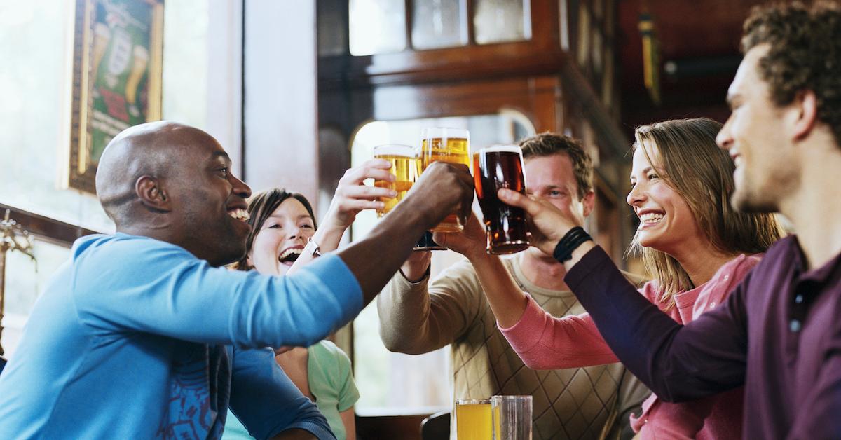 Vegan Bars And Pubs