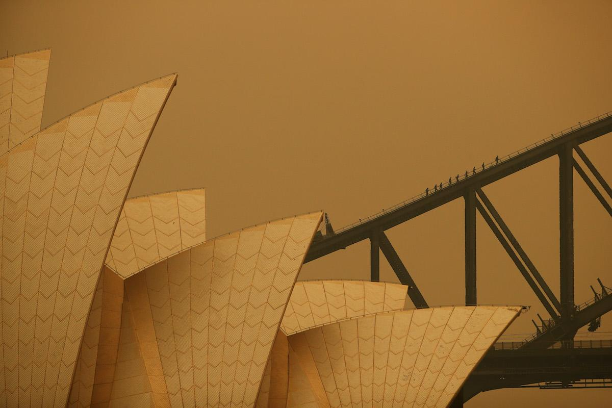 Australia Wildfires Flood Sydney With Smoke and Pollutants