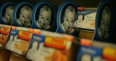 婴儿食品有毒重金属