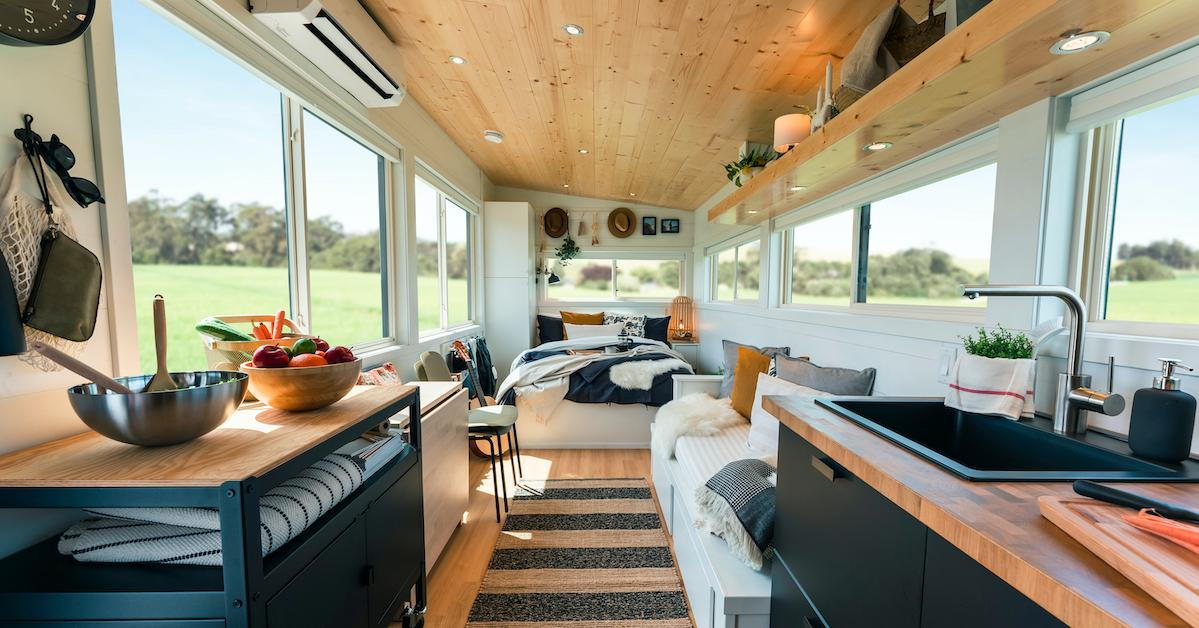 Ikea S Tiny Home Take A Virtual Tour Of The Sustainable Mobile House